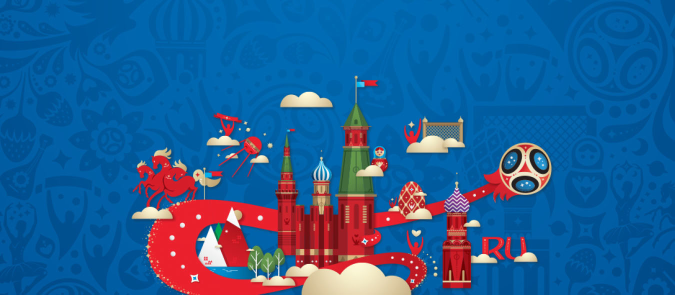 Air transportation to all cities of Russia for the World Cup 2018
